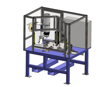 Machine Automation Group - GM Rivot Assembly