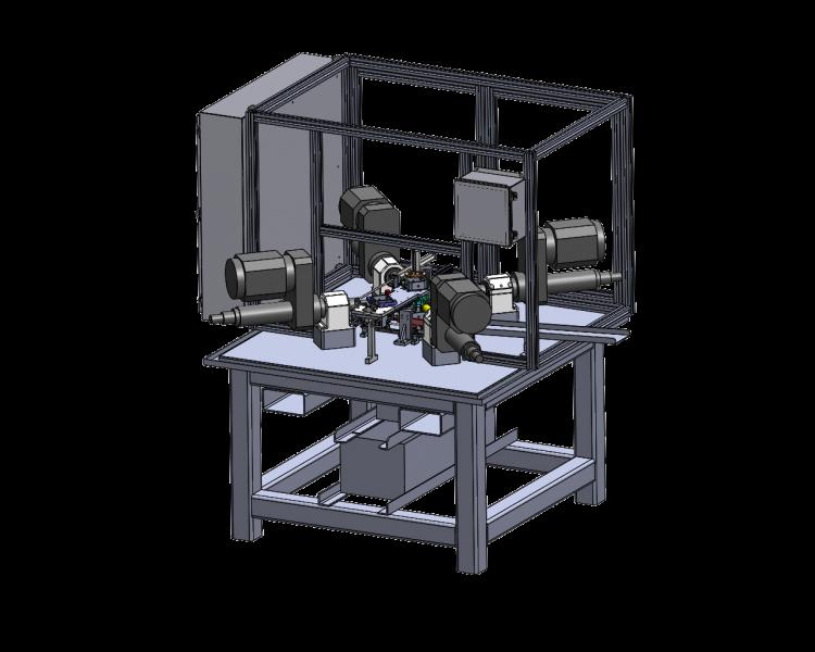 Machine Automation Group - Tapping Machine